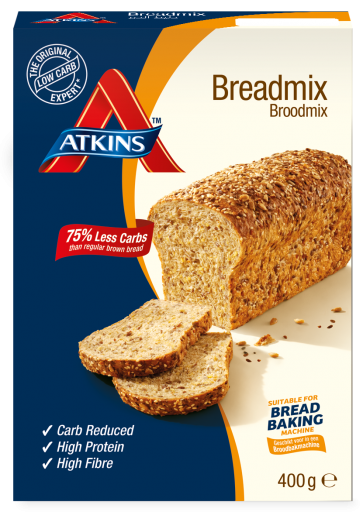 Atkins Koolhydraatarm Brood mix