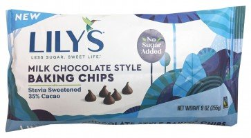 Lily's Milk Chocolate Baking Chips