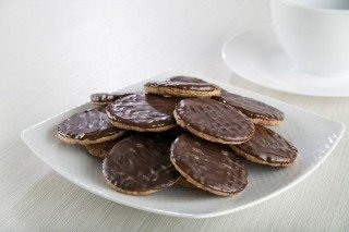 Chocolade Biscuits (5 x 4 st)