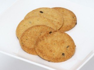 Appel / Kaneel Biscuits
