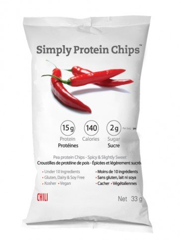 Simply Chips, Spicy Chili