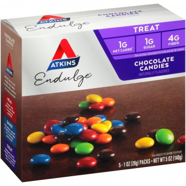 Atkins USA Chocolate Candies