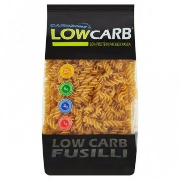 CarbZone Fusilli Low Carb
