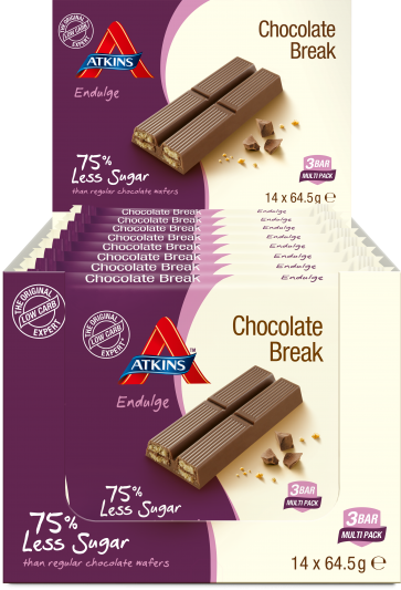 Atkins Chocolate Break Voordeelverpakking