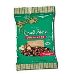 Russell Stover Chocolade Pinda's