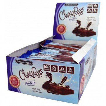 Proteïne Reep Chocorite Cookies n Cream