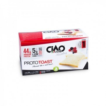 Ciao Carb Witte Toast