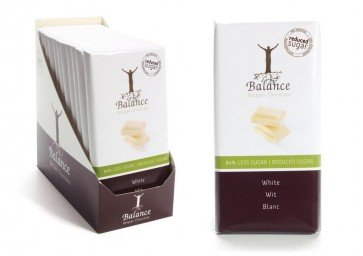 Balance Luxe Tablet Witte Chocolade