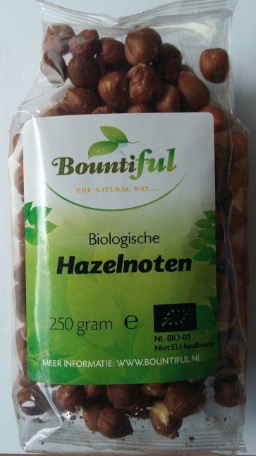 Bountiful Hazelnoten