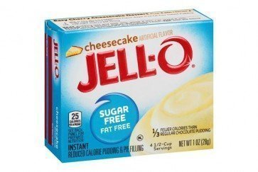 Jello Cheesecake Pudding