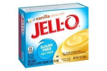 Jello Vanille Pudding