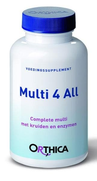 Orthica Multi 4 All Multivitaminen (90 st)
