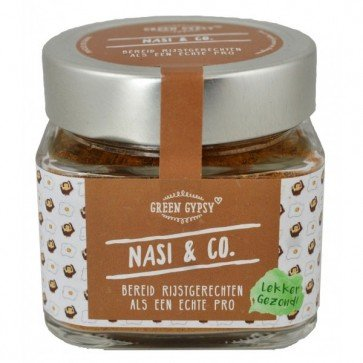 Nasi & Co, Green Gypsy Spices
