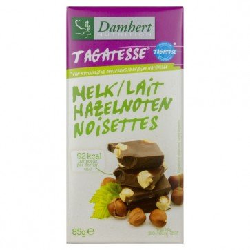 Damhert Chocolade Tablet Noten