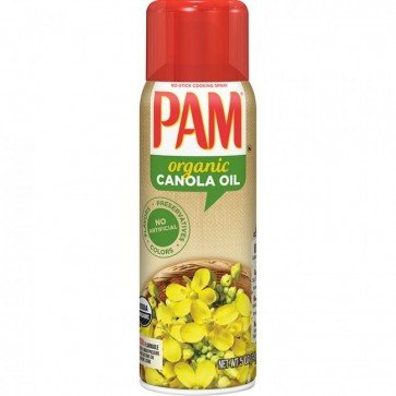 PAM Cooking Spray Organic Canola Oil