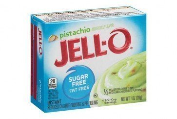 Jello Pistache Pudding