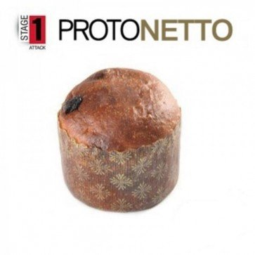 Ciao Carb Proto Netto Panettone broodje Eiwitrijk en koolhydraatarm
