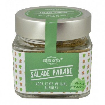 Salade Parade, Green Gypsy Spices