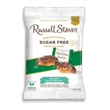 Russell Stover Sea Salt Pecan Delight