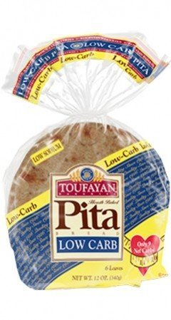 Toufayan Koolhydraatarm Pita brood