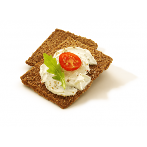Atkins Advantage Knackebrood vezel plus (Niet meer in productie)