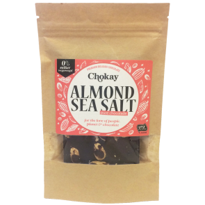 Chokay Almond Sea Salt Tablet