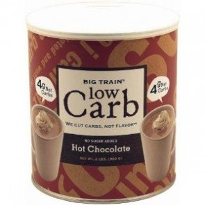 Big Train Low Carb Hot Chocolate Pot