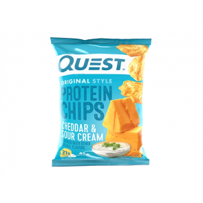Quest Protein Chips, Cheddar & Sour Cream