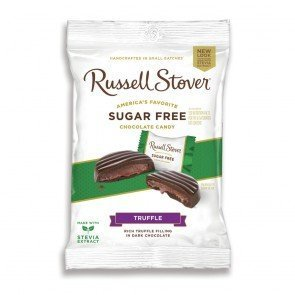 Russell Stover Chocolate Truffle