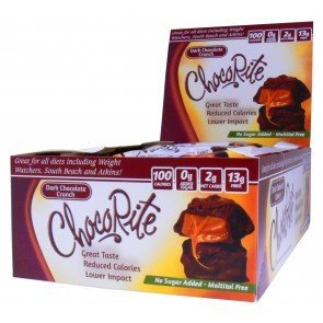 Chocorite Bonbons Dark Chocolate Crunch