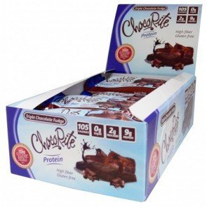 Proteïne Reep Chocorite Triple Chocolate Fudge