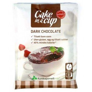 Sukrin Cake in A Cup Dark Chocolate
