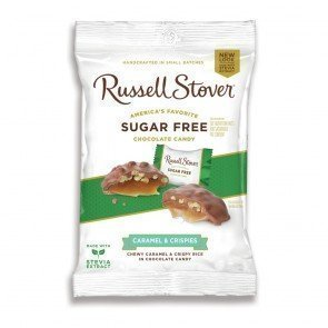 Russell Stover Crispy Caramel