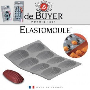 De Buyer Madeleine Vorm Elastomoulle