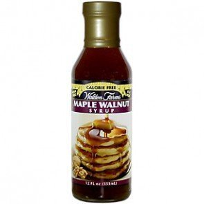 Walden Farms Maple Walnut Siroop