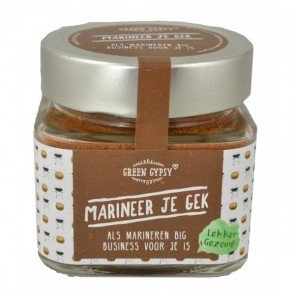 Marineer Je Gek, Green Gypsy Spices