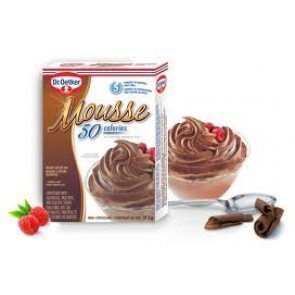 Dr. Oetker Melk Chocolade Mousse Light