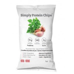Simply Chips, Knoflook Kruiden