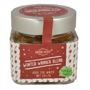 Winter Wonder Blend, Green Gypsy Spices