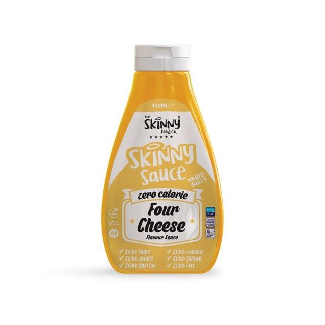 Skinny Food Co. - Four Cheese