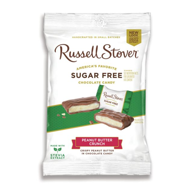 Russell Stover Peanut Butter Crunch