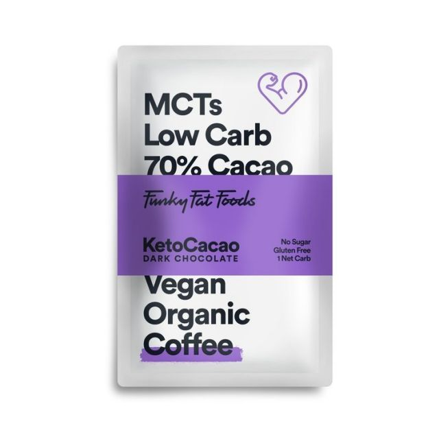 Keto Cacao - Coffee