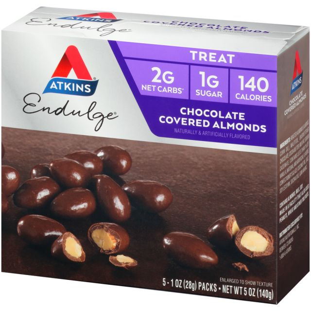 Atkins Chocolate Covered Almonds