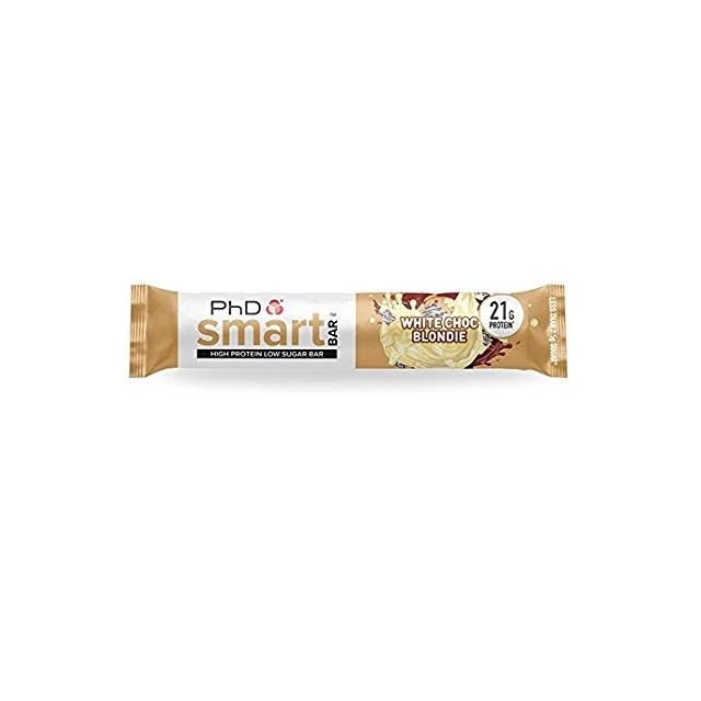 PhD Nutrition Smart Bar White Choc Blondie