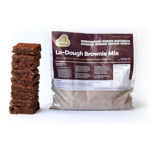 Lo-Dough Brownie Mix