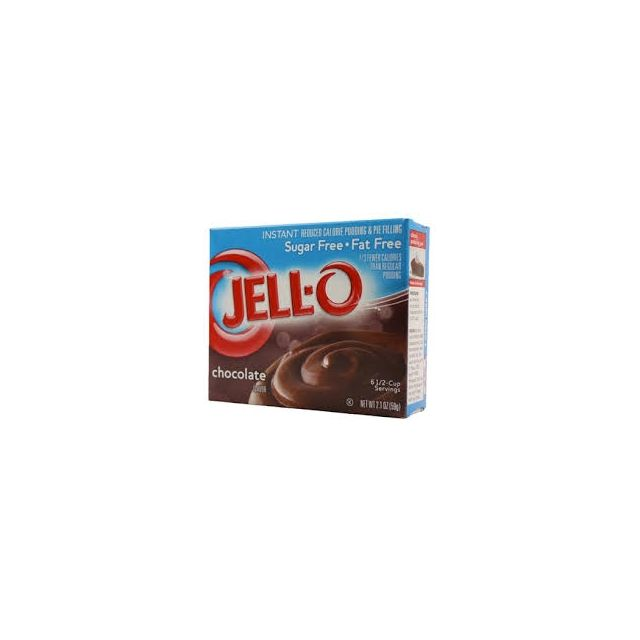 Jello Chocolate Pudding