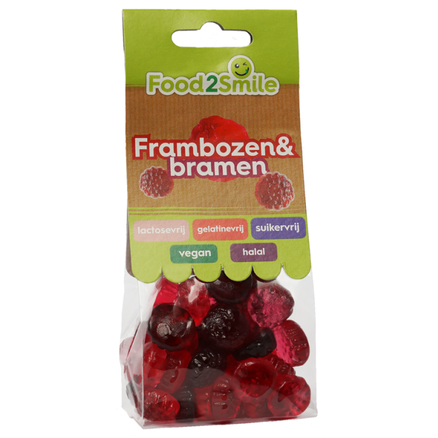 Frambozen & Bramen, Food2Smile
