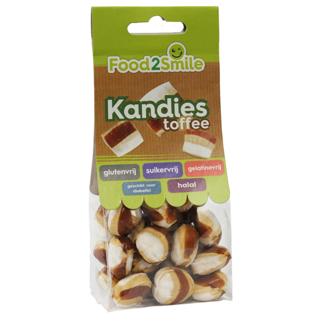 Kandies Toffee, Food2Smile