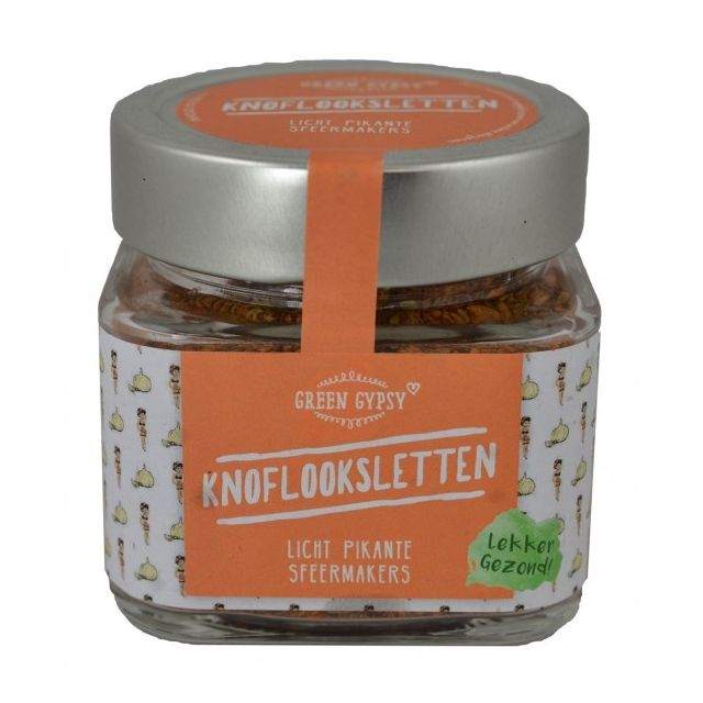 Knoflooksletten, Green Gypsy Spices