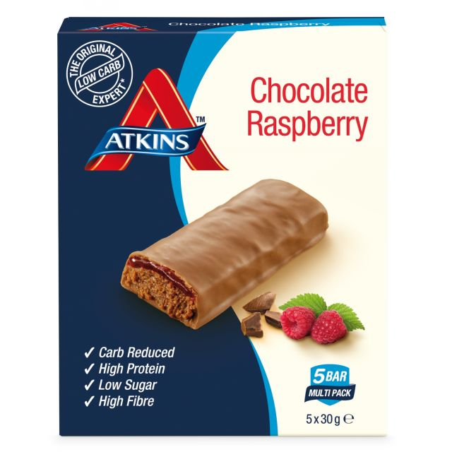 Atkins Chocolate Raspberry Proteine Reep